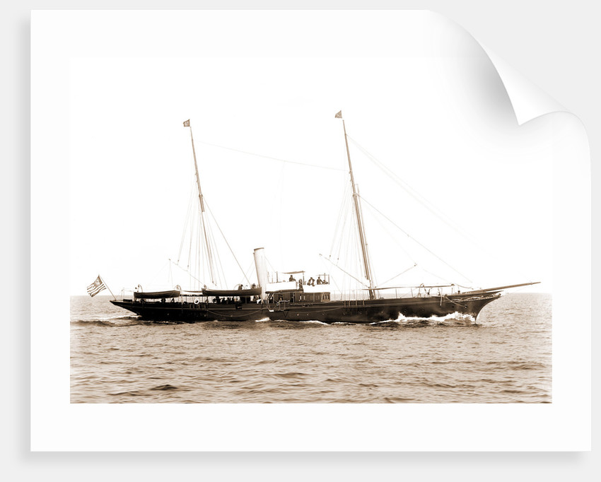 Ituna (Steam yacht), 1892 by Anonymous