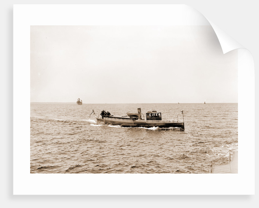 Feiseen (Steam yacht), 1893 by Anonymous
