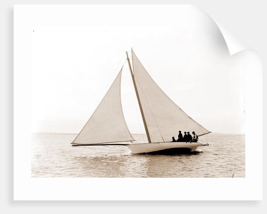 Eureka (Yacht) by Anonymous