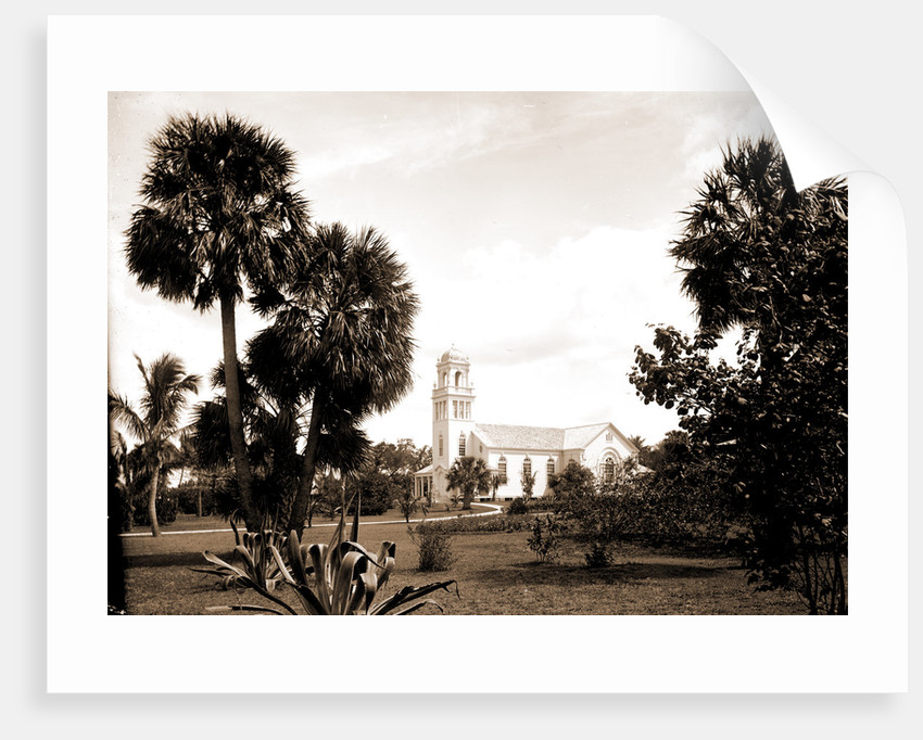 Bethesda by the Sea, Palm Beach by Anonymous