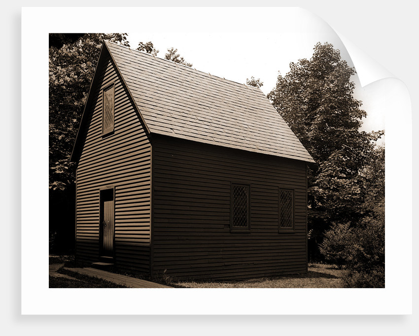 First Church, Salem by Anonymous