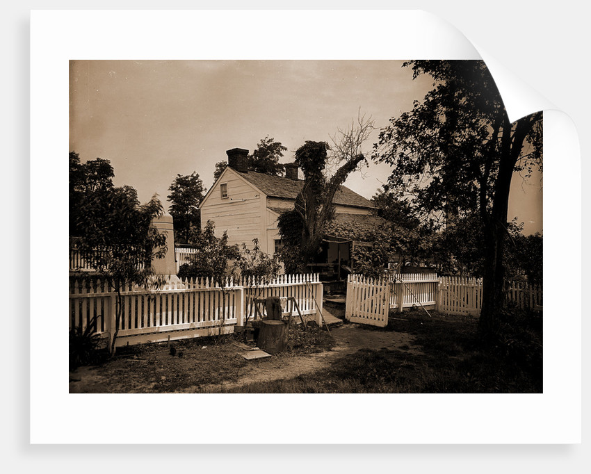 Headquarters of Gen. Geo. G. Meade, Gettysburg by Anonymous