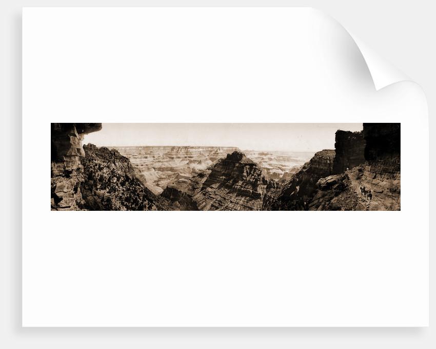 Grand Canyon of the Colorado, Arizona by William Henry Jackson