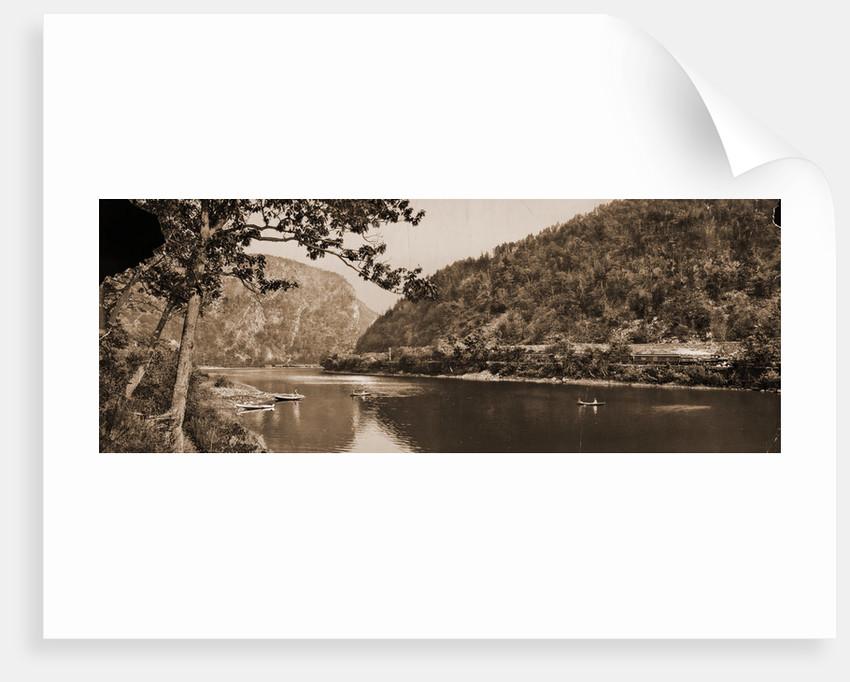 Delaware Water Gap, Pennsylvania by Anonymous