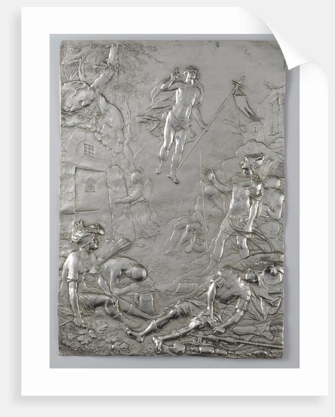 The Resurrection of Christ by Paulus Willemsz. van Vianen
