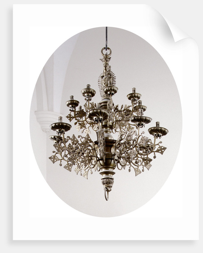 Chandelier by Anonymous