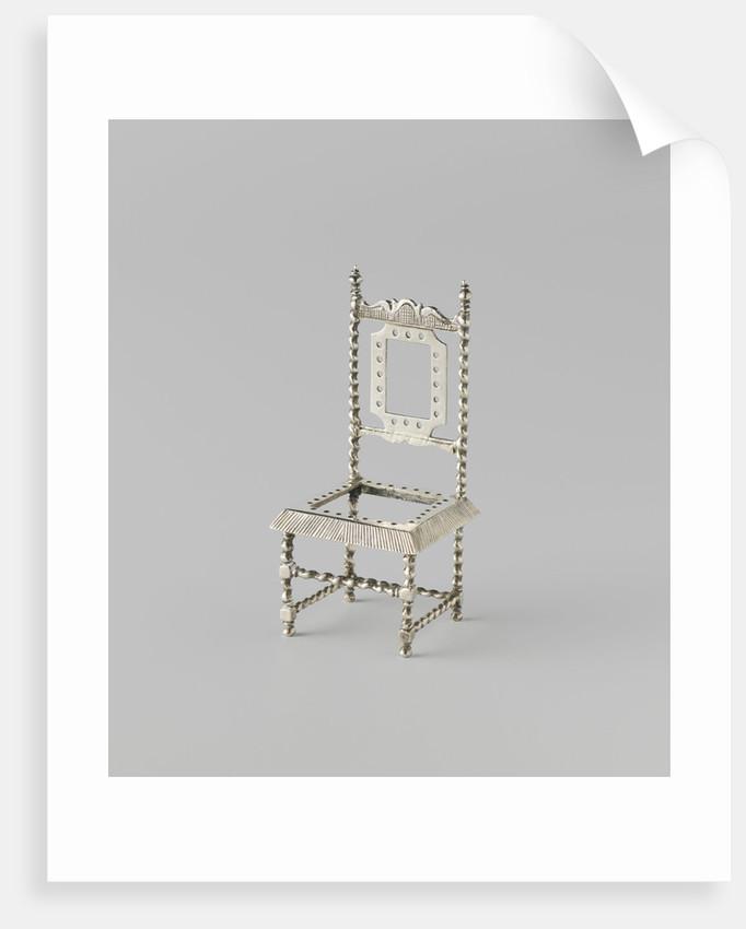 Chair by Arnoldus van Geffen