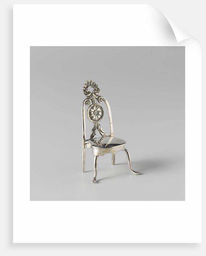 Chair by Jan Bonket