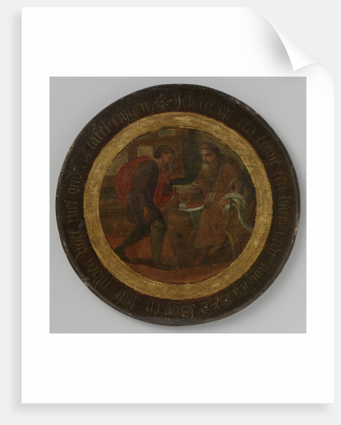 Allegory of the Cooperage by Anonymous