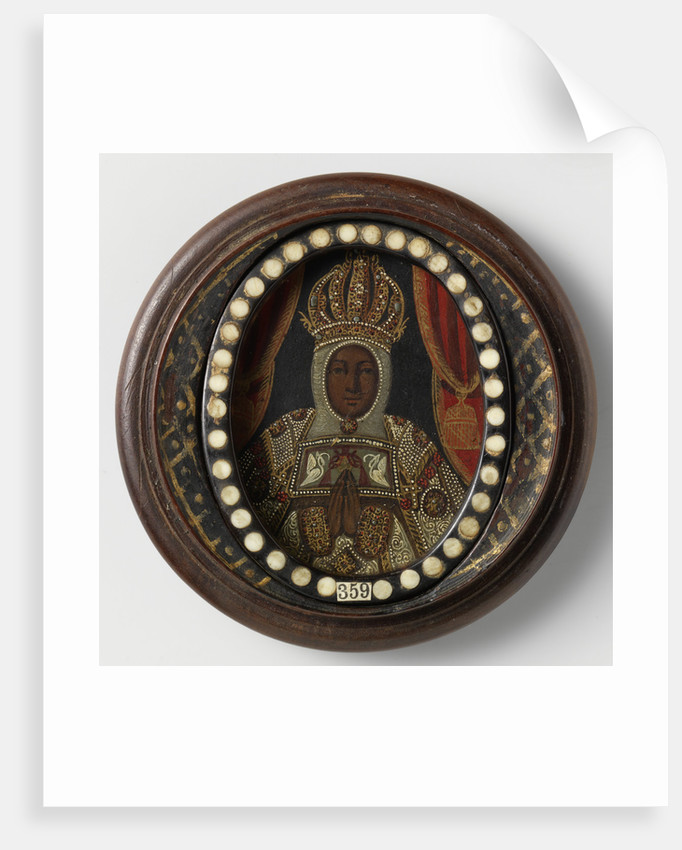 Black Madonna by Anonymous