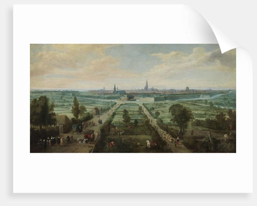 Antwerp Anvers Antwerpen Posters Prints By Jan Wildens