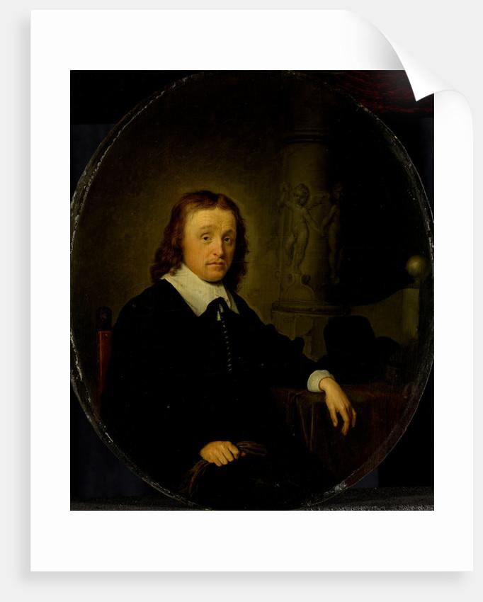 Portrait of Johan Wittert van der Aa by Gerard Dou