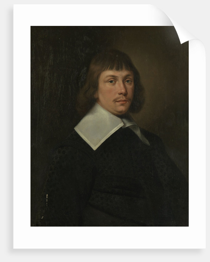 Portrait of a man by Anonymous