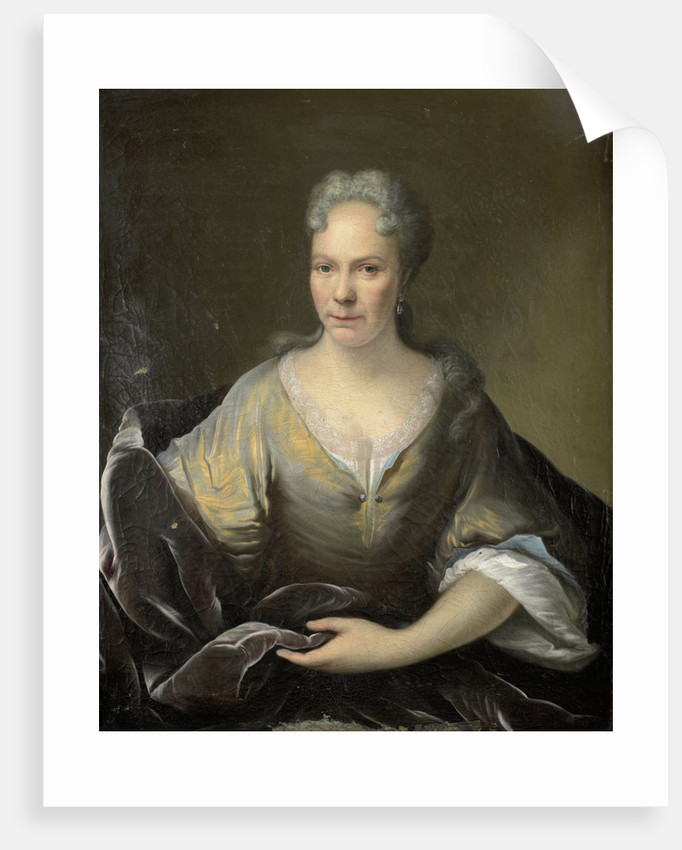Portrait of a Woman by Anonymous
