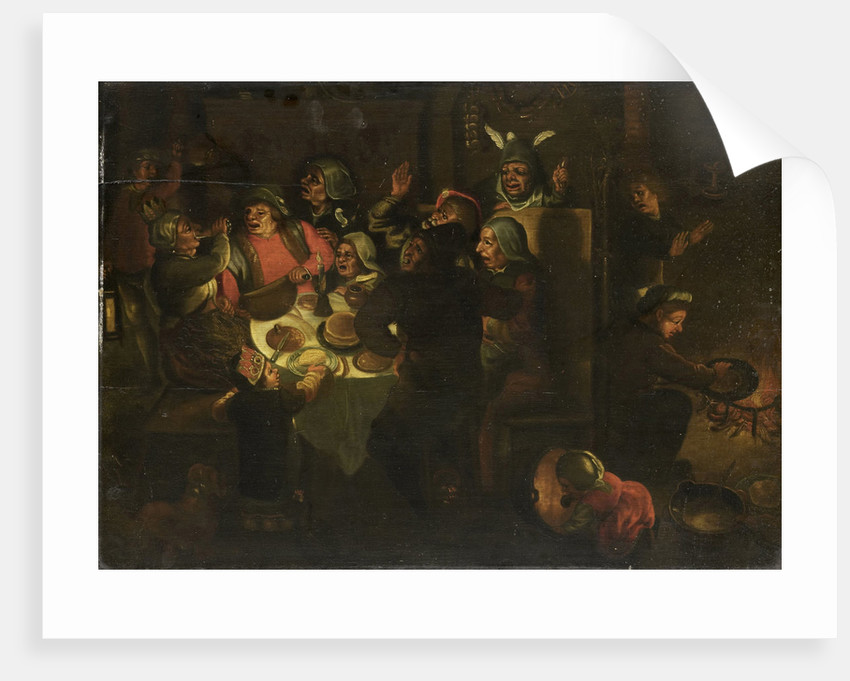 Feast of the Epiphany by Anonymous