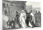 Heron Performs an Experiment with an Aeolipile in Front of the Students of the School of Alexandria by Anonymous