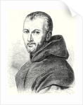 Father Mersenne by Anonymous