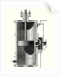 Cylinder and Slide of a Machine Without Condenser by Anonymous