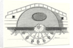 Impeller of a Steamboat by Anonymous
