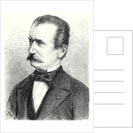 Engerth Austrian Engineer by Anonymous