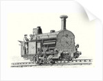 Fell's Locomotive for the 'Rail Central' Railway by Anonymous