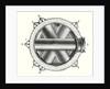 Horizontal Cross Section of M. Hermann-Lachapelle's Crossed Boiler Reboiler by Anonymous