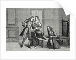 Experiment of Otto Von Guericke by Anonymous