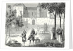Experiment Conducted in 1746 by Lemonnier in the Monastry of Chartreux to Measure the Speed of Electricity by Anonymous
