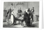 Galvani a Professor at Bologna Discovers in 1780 the Irritability of the Muscles of a Frog to Electricity by Anonymous
