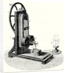 Clarke's Machine by Anonymous