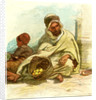 Kabyle Selling Lemons Algiers 1885 by Anonymous