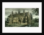 Birmingham Perry Hall 1885 the Seat of A.C.G. Calthorpe United Kingdom by Anonymous