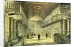 Aberdeen UK King's Collage Library 1885 by Anonymous
