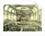 Aberdeen Music Hall 1885 UK by Anonymous