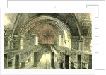 Aberdeen East Church the Crypt 1885 UK by Anonymous