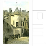 Aberdeen Wallace's Nook Nether Kirkgate 1885 UK by Anonymous