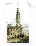 Aberdeen the Roman Catholic Cathedral 1885 UK by Anonymous