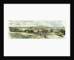 Aberdeen 1885 UK From the Rubislaw Road by Anonymous
