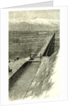 A Flume in California 1891 USA by Anonymous