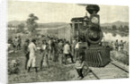 From Portland to the Yellowstone Park. A Breakdown on the Line 1891 USA by Anonymous