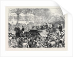 Queen Victoria's Visit to Victoria Park 1873 by Anonymous