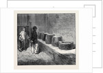 China: Stones Inscribed with Poetry in the Temple at Pekin 1873 by Anonymous