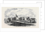 The Thomason Civil Engineering College at Agra by Anonymous