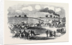 The Rutland Ploughing Meeting at Uppingham by Anonymous