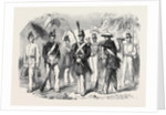 Philippine Native Infantry by Anonymous