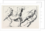 The Boudroum Marbles: No. 3. Part of a Frieze Representing a Battle Between the Amazons and the Greeks by Anonymous