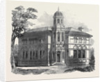 Lichfield Museum and Free Library by Anonymous