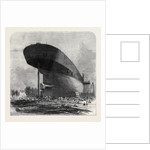 The Leviathan (Great Eastern) Steamship: Stern and Boss for the Blades of the Screw by Anonymous