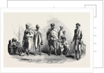 Hindoo Thugs and Poisoners from a Drawing by Mr. W. Carpenter Jun. by Anonymous
