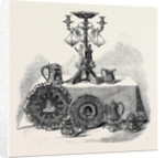 Plate Presented to Henry Workman Esq. of Evesham by Anonymous